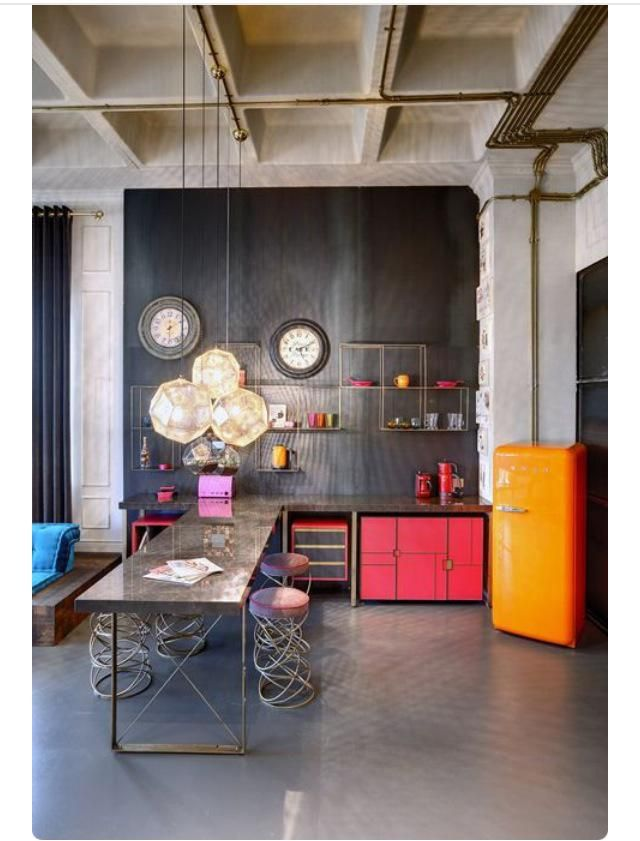 BowieBelle Furniture on Industrial, Industrial loft and Lofts - wohnzimmer industrial style
