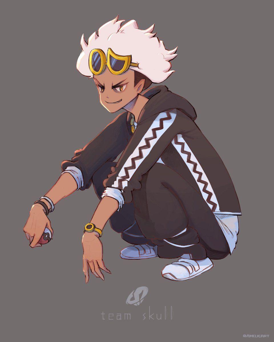 グズマ guzuma pokemon sunmoon サンムーン https://twitter