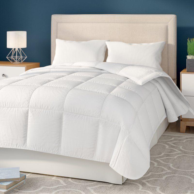 Acosta Single Reversible Comforter Comforter Sets Bed Comforters