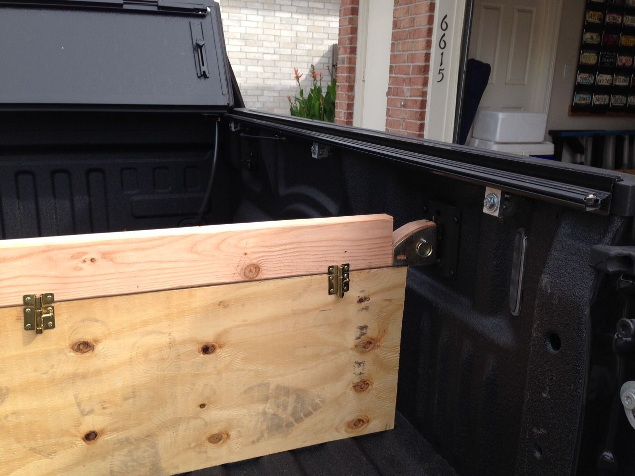 Diy Bed Divider Ford F150 Forum Community Of Ford Truck Fans