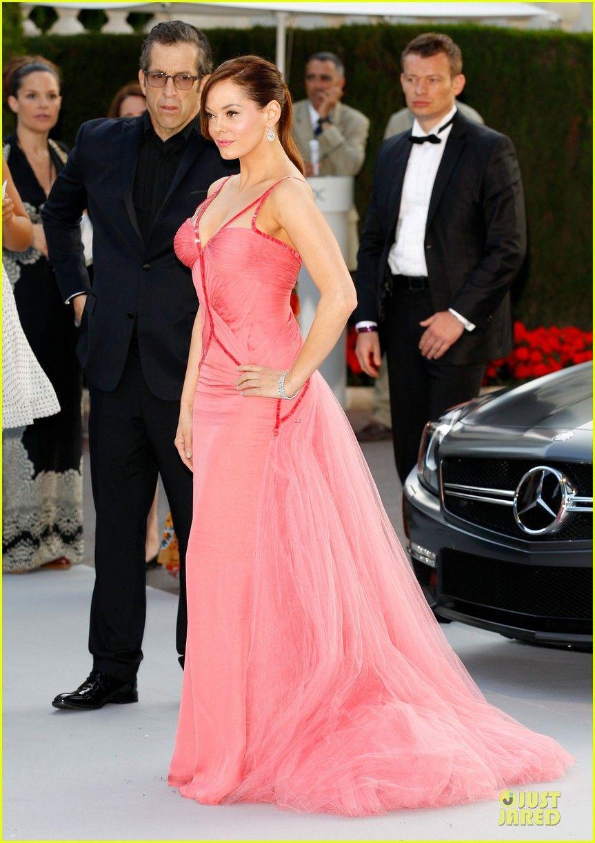 berenice bejo milla jovovich amfar gala cannes 13 Berenice Bejo ...