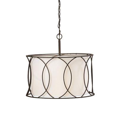 Amelia 2 Light Pendant U0026 Reviews | Joss U0026 Main | Light Me Up | Pinterest |  Diffusers, Shops And Studios Awesome Design