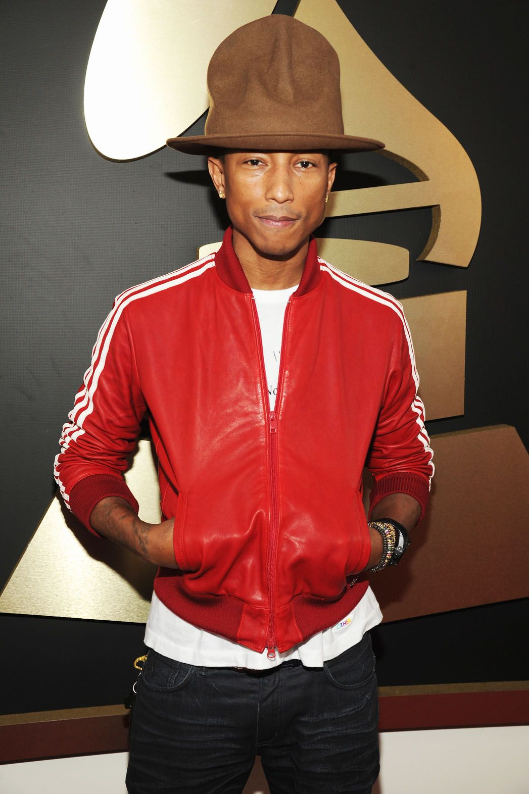 d7c8cc6b0b6 Pharrell Williams  Grammys Hat  Yours for  10