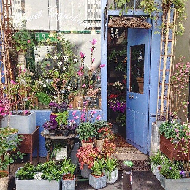 Bleuet coquelicot 10 rue de la grange aux belles 75010 - 13 rue de la grange aux belles 75010 paris ...