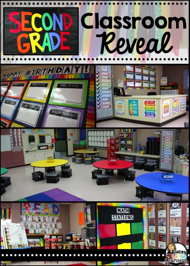Classroom Organization Ideas 4th Grade ~ Classroom reveal decor kindergarten