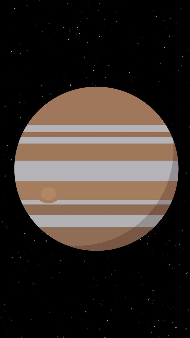 Jupiter Wallpaper 4k Iphone Trick