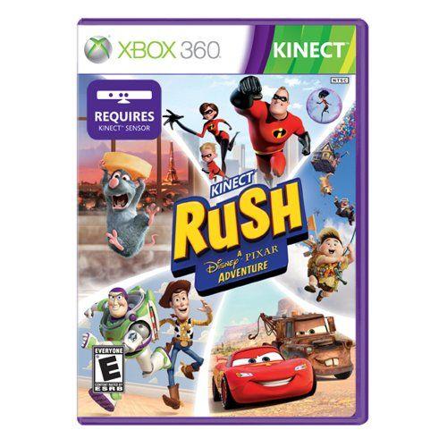 Kinect Rush A Disney Pixar Adventure 48 93 Best Xbox 360 Games Disney Pixar Kinect