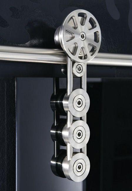 Stainless Steel Door Hardware | Contemporary Sliding Door Hardware