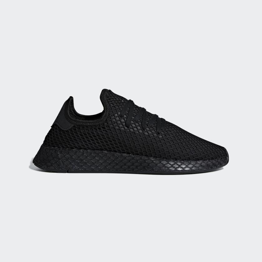 Chaussure Deerupt Runner noir B41768 | Chaussures adidas ...