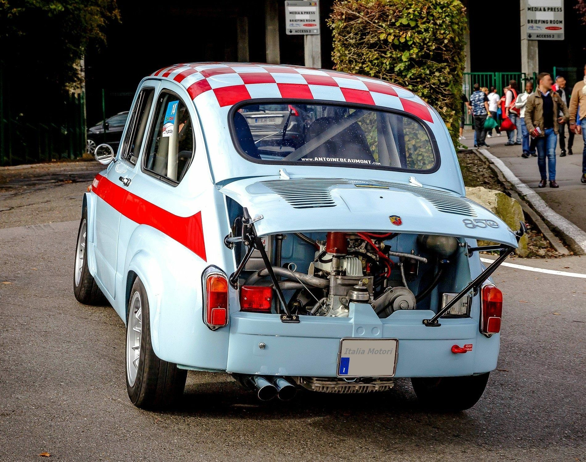 abarth stock photos alamy fiat photo at show images image a motor