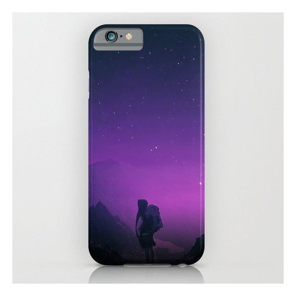 Not All Those Who Wander Are Lost  iPhone 6s Case ($35) ❤ liked on Polyvore featuring accessories, tech accessories, phone cases and iphone & ipod cases