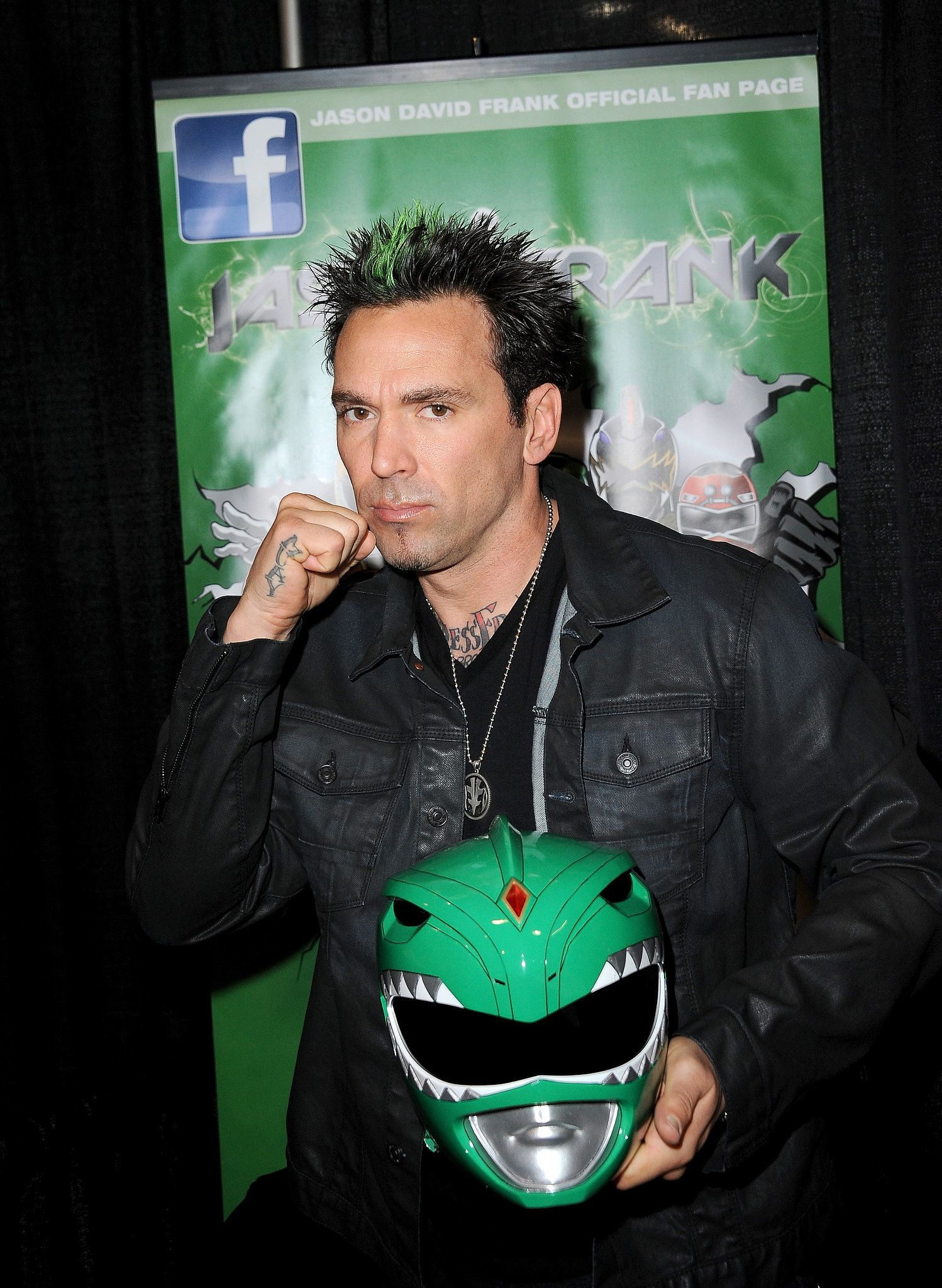 The Green Ranger Holds Two Records | Jason David Frank | Green