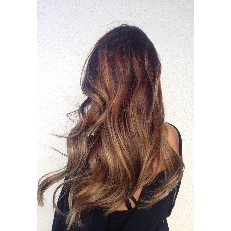 Big waves hairbeauty pinterest balayage big waves and hair
