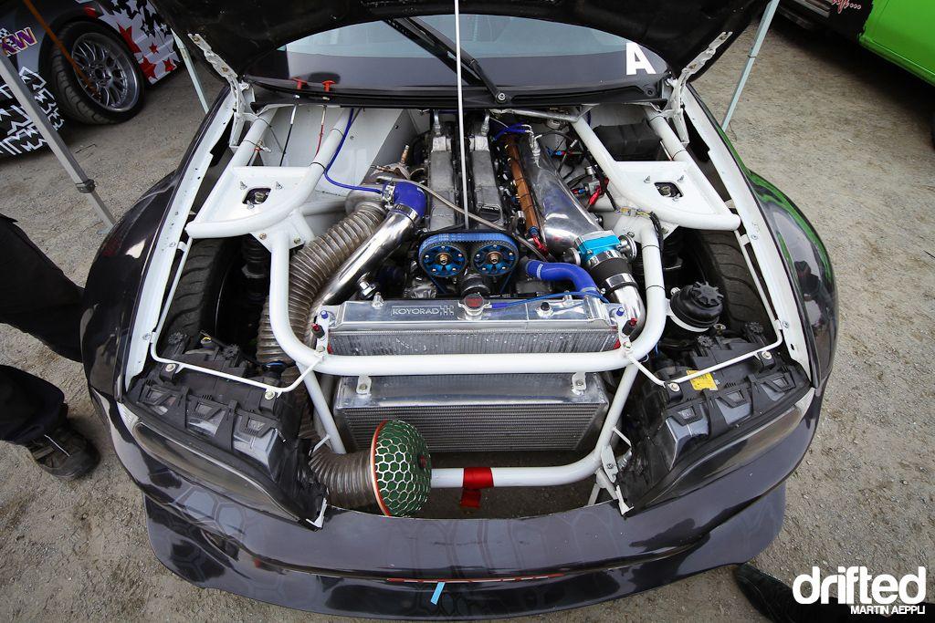 2JZ E46 By Cartu Drifting | BMW | Cars, Honda civic