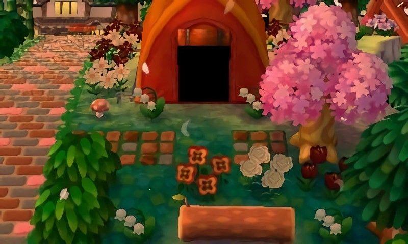 Campsite Campsiteideas Campsite Animal Crossing Animal Crossing Game Animal Crossing Qr