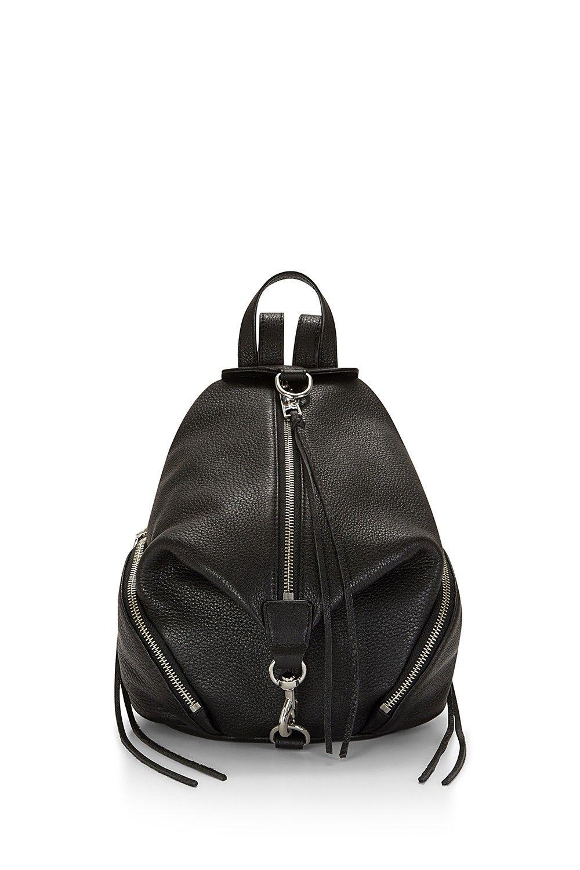 4ef17b31fe REBECCA MINKOFF Medium Julian Backpack.  rebeccaminkoff  bags  leather   backpacks