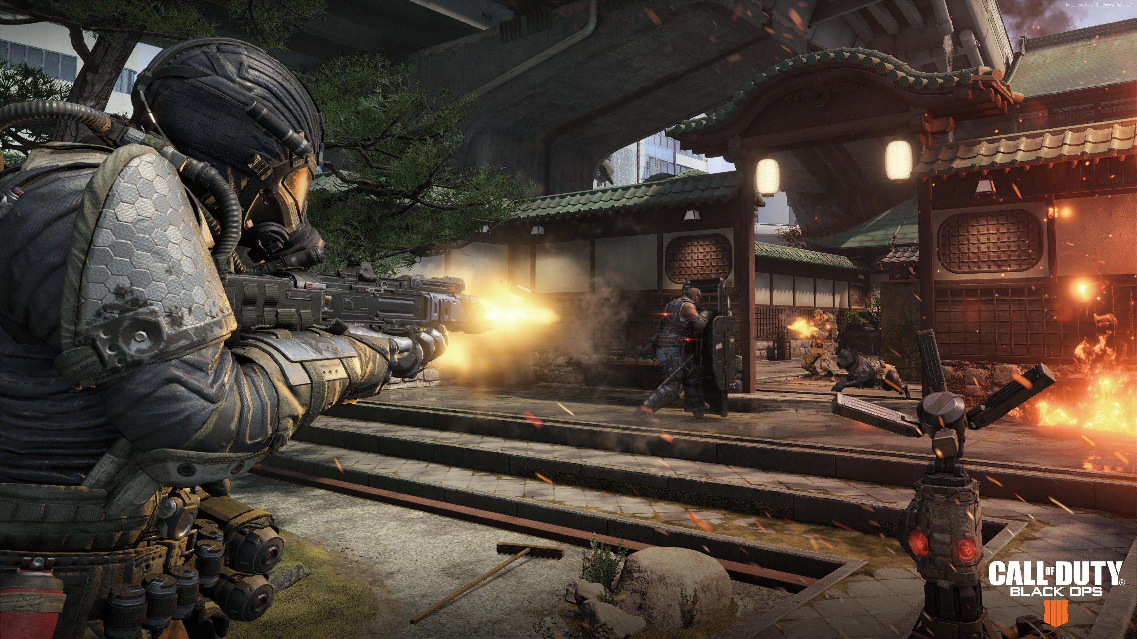 Wallpaper Call Of Duty Black Ops 4 Screenshot 4k Games Call
