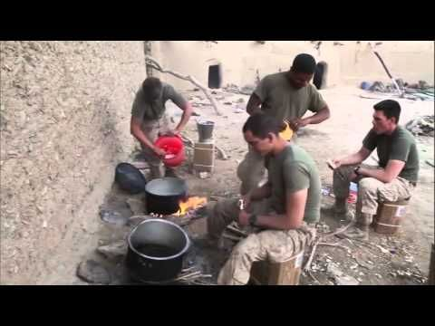 Deployments can sometimes leave Marines wanting a little more than the standard Meal-Ready-to-Eat. Cpl. Ed Galo takes us to Afghanistan, where some Marines have learned a way to break meal-time monotony.