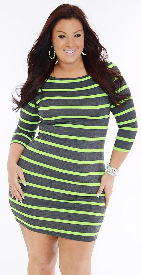 33fc053c72e Spell On You (Plus Charcoal Lime)-Great Glam is the web s best sexy plus  size online store clothing website for 1X 2X and 3X clothes for women and  juniors.