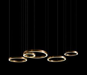 Light Ring Horizontal By Henge Light Ring Led Pendant Lights Lamp Light