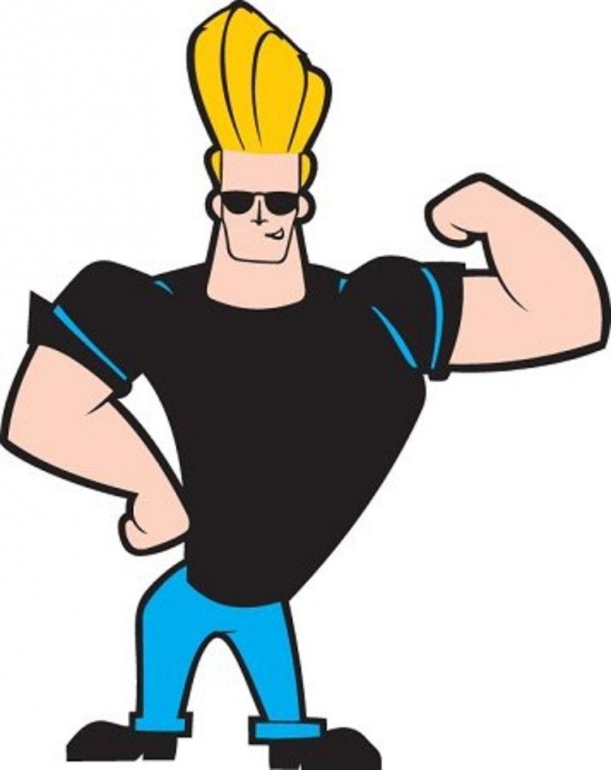 What Cartoon Character Do I Look Like : cartoon, character, Cartoon, Character, Short, Characters,, Johnny, Bravo,