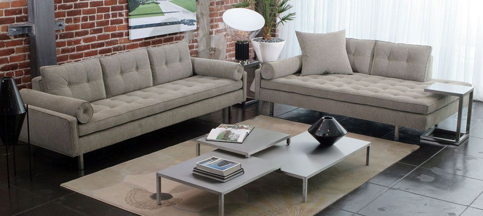 Discover All The Information About The Product Contemporary Daybed / Fabric  / Indoor CHICAGO LOUNGE DOUBLE BACK   VIOSKI And Find Where You Can Buy It.