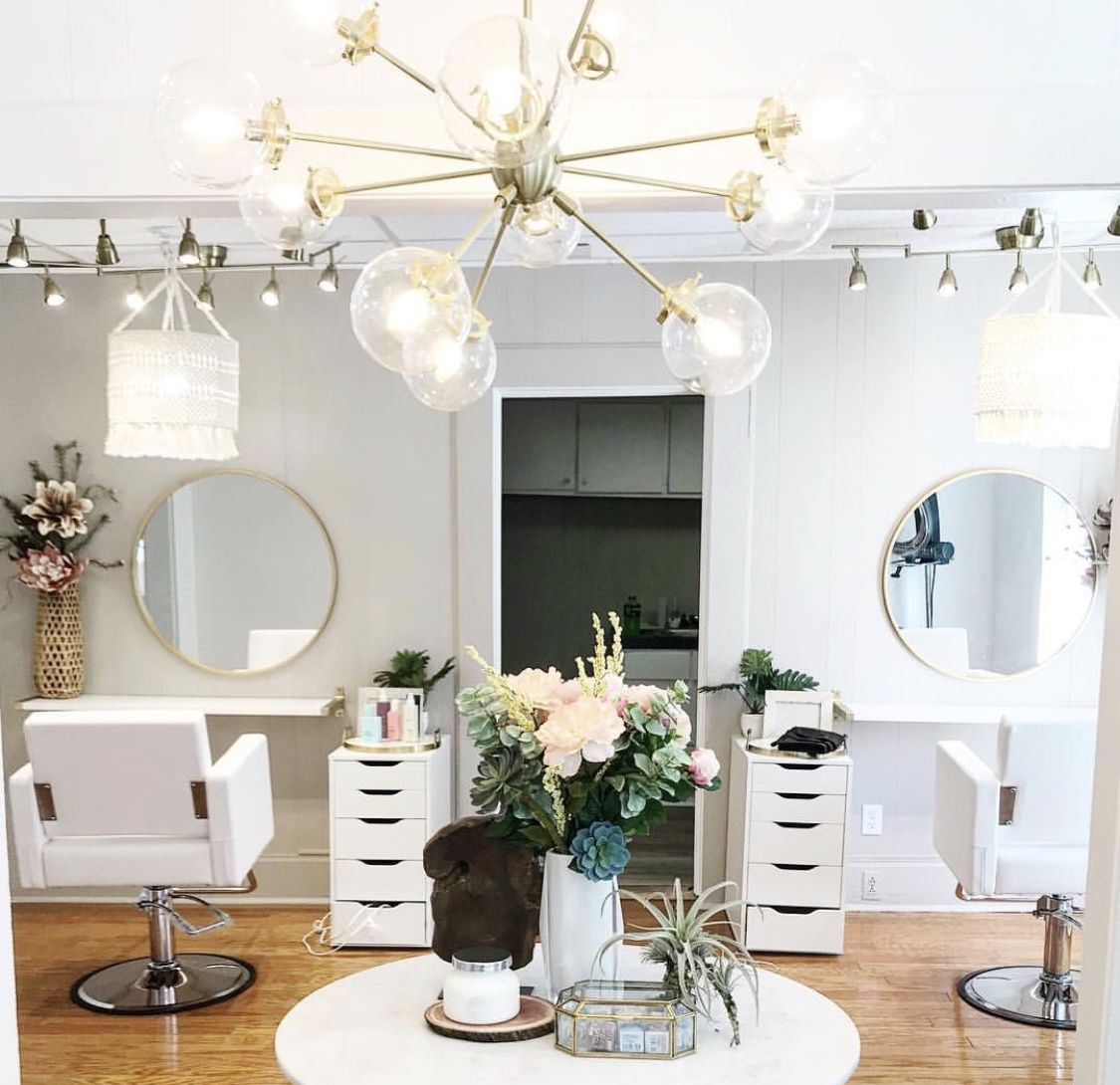 The Avant Styling Chair at Southern Roots Salon & Co. in
