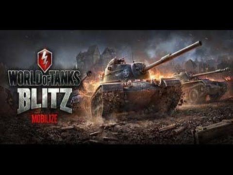 World of Tanks Blitz - прохождение дилетанта №81