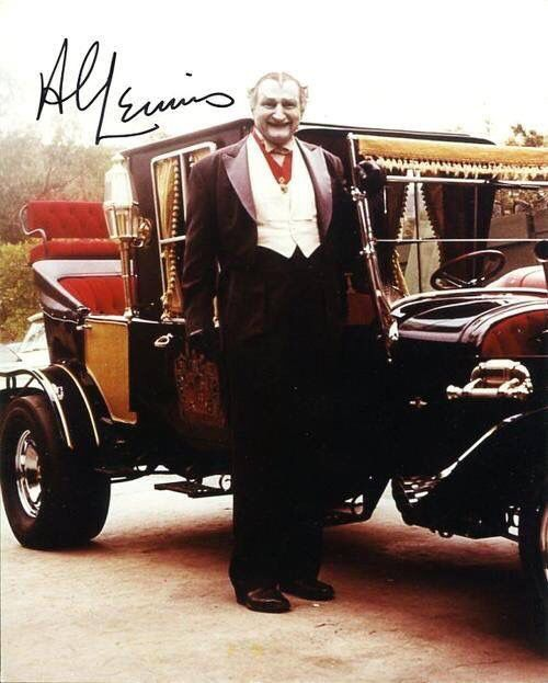 Grandpa Munster photo autographed by Al Lewis. | The ...