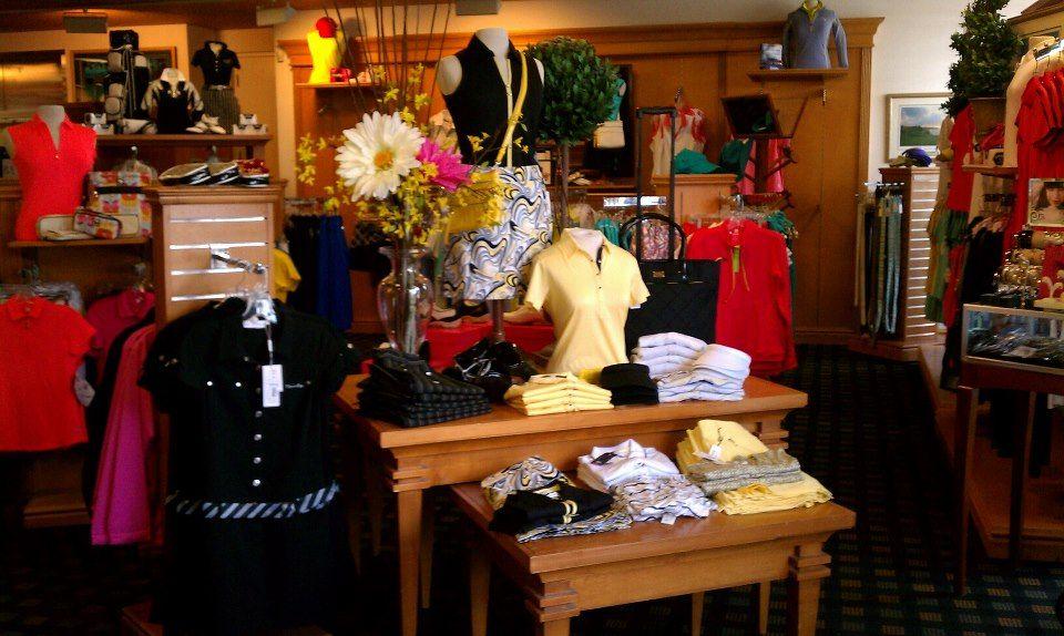 Bloomfield Hills Golf Shop Golf shop, Golf pro shop