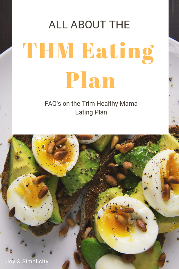 What is the THM Eating Plan_ #thm #trimhealthymama #healthy #food #diet #paleo #keto #lowcarb #fitne...