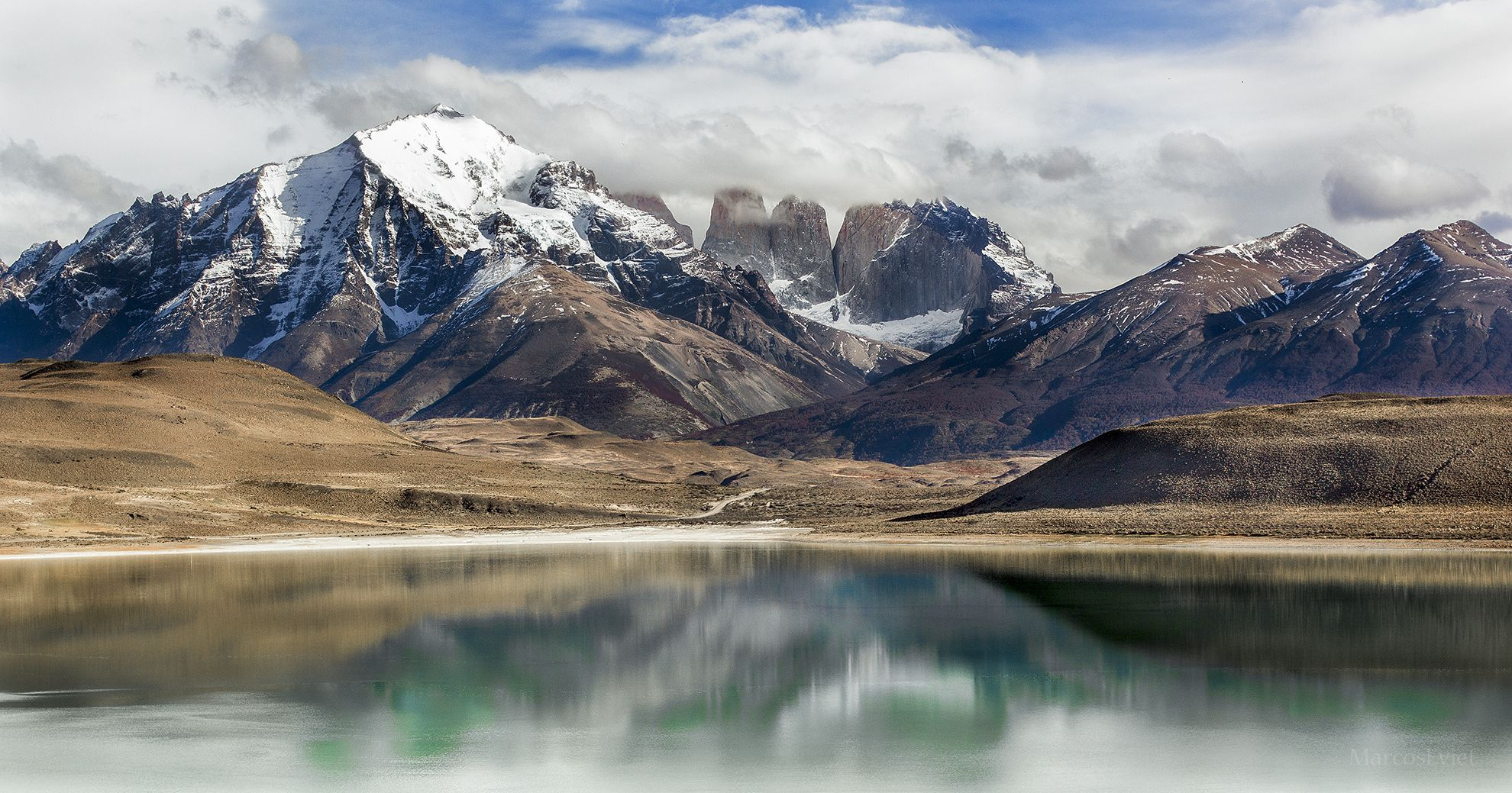 Parque Nacional Torres del Paine by Marcos Eviet