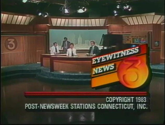 23 Best WFSB-TV Channel 3 - Hartford-New Haven - 1957-Today