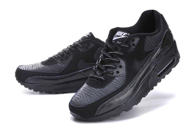 nike air max 90 premium hyperfuse black reflective silver camo