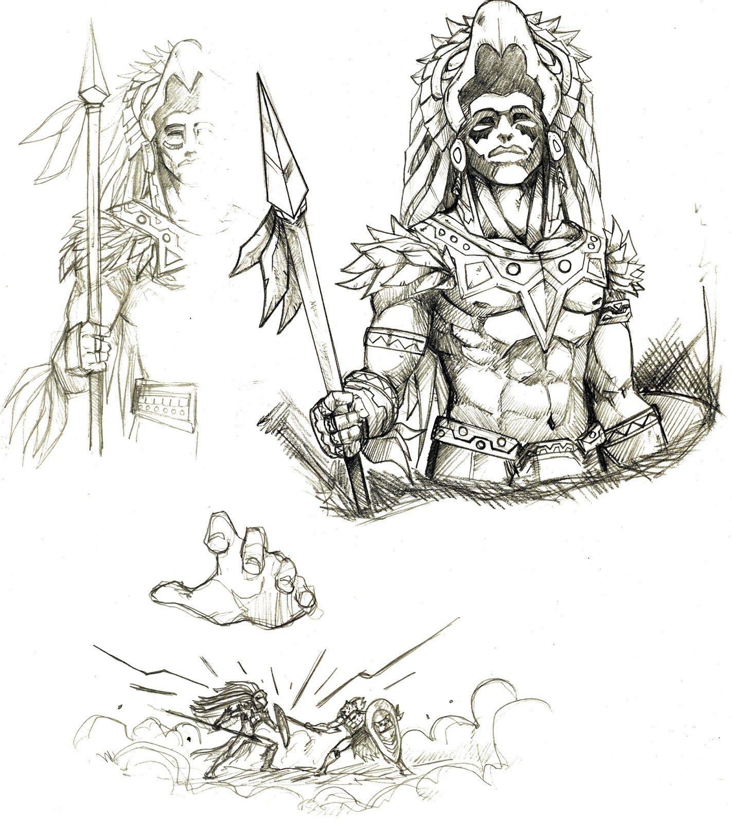 Viviendo en un Cómic: Guerrero Águila | Guerreros jaguar, Obras de arte  mexicano, Guerrero azteca