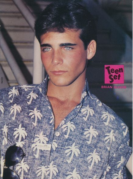 Brian Bloom Played Dusty On As The World Turns Childhood Soap