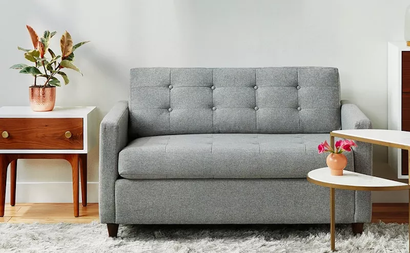 7 Sleeper Sofas That Are Perfect for Small Spaces