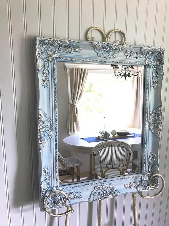 French Country Vanity Mirror Country House Decor French Country