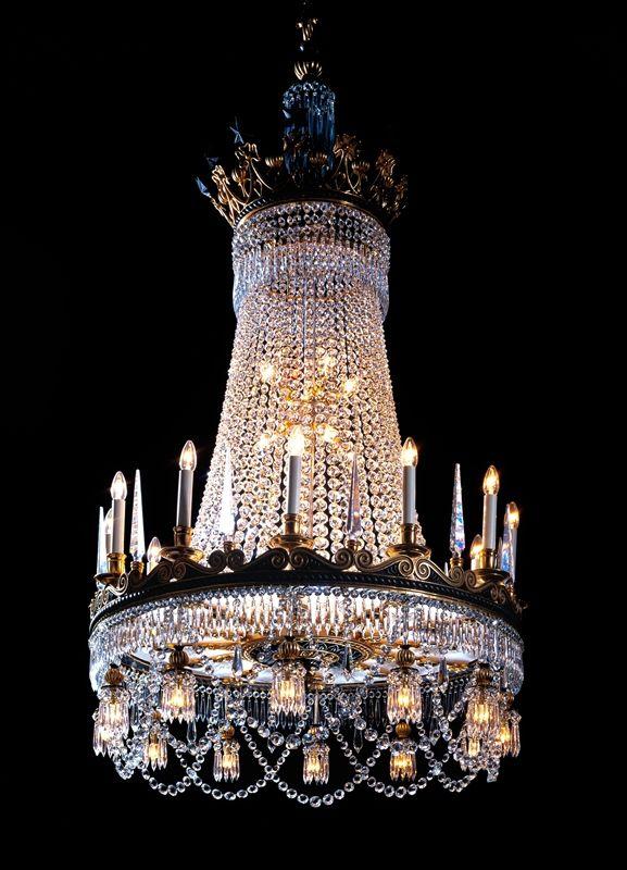 Ornate Regency Chandelier by Thomas Hope 1800   CHANDELIER'S ...:Ornate Regency Chandelier by Thomas Hope 1800,Lighting