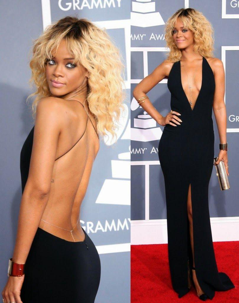 453389989617 Rihanna y sus mejores vestidos de fiesta | chio en 2019 | Vestido de ...