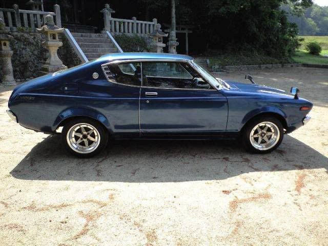 datsun 710 coupe  Maintenance/restoration of old/vintage vehicles: the material for new cogs/casters/gears/pads could be cast polyamide which I (Cast polyamide) can produce. My contact: tatjana.alic14@gmail.com