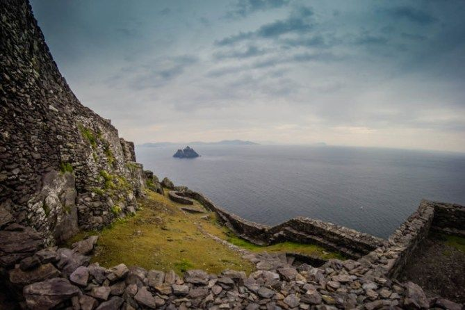 33 Photos That Will Make You Want To Visit Ireland. The views from Skellig Michael are worth climbing for! Check out all 33 photos that will make you want to book your ticket to Ireland today at http://www.divergenttravelers.com/33-ireland-travel-photos/