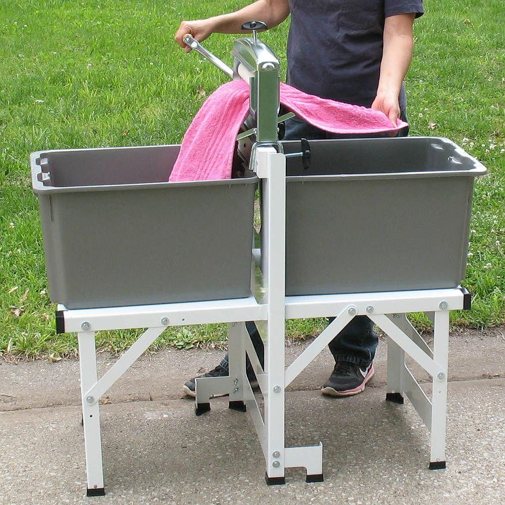 Modern wringer washer with stand knife sharpening pinterest