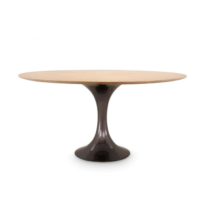 Stockholm 60 Dining Table Top Natural Cerused Dining Table Dining Table Top Table