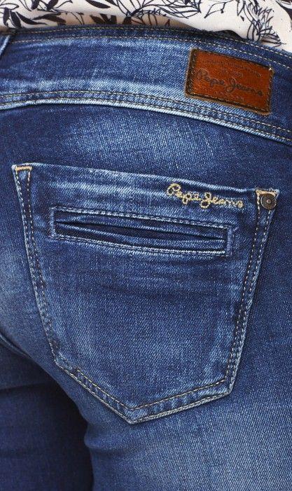 Pin Di Jeans