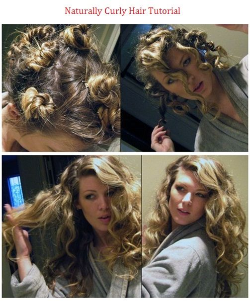 The 25 Best Curly Hair Tutorial Ideas On Pinterest Easy
