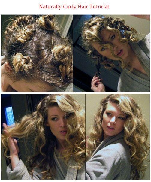 Best 25 Curly hair tutorial ideas on Pinterest  Curling