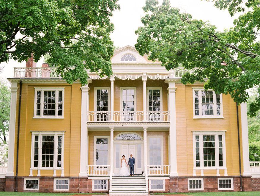 Boscobel Wedding Ashley Jason Boscobel Hudson Valley Wedding Venues Historic Wedding Venue