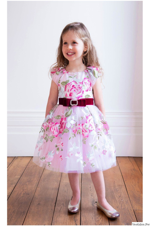 Vestidos de Niña de Fiesta | preferidos | Pinterest | Vestidos de ...