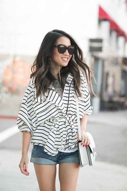 Casual Stripes :: Anorak jacket